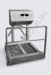 Sanitary inspection rooms (station of hygienic