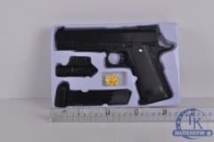 Пистолет на пульках 22см. ES1003W001 2500002263642