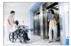 Лифты для перевозки людей с ограниченными