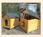 The warmed dog box