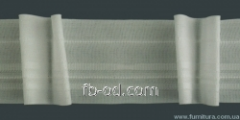 Tape for curtains 93 x / the Product code 5635