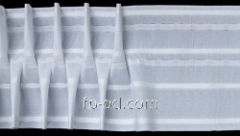 Tape for curtains 1071 x / the Product code 22972
