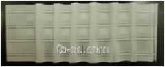 Tape for curtains 1272 x / the Product code 22984