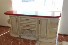 Столешница кварцевая кухонная