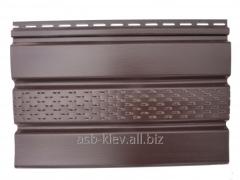 Панель Соффит Крупная текстура Т-19 3000*232 мм белая