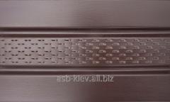 Панель Соффит перфорированная Крупная текстура Т-20 3000*232 мм