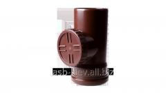 Ревизия Profil 100 мм коричневая