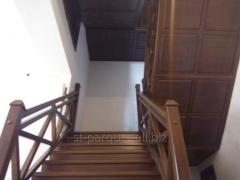 Лестницы из натурального дуба