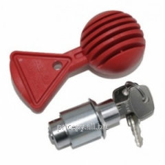 The anticreeping plug-in lock for the AK301, AK351