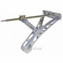 Screw Premium support, loading of 1250 kg