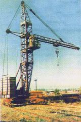 Кран башенный ПС-16