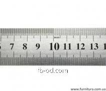 Линейка металлическая 100см Код товара 5597