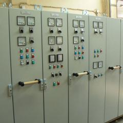 Системы распределения электроэнергии