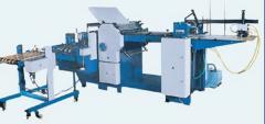The machine folding BFA 56-30 folding combined