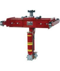 The hydraulic elevator for a service hole, a code: