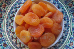 The dried apricots is the Turkish