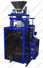 Equipment for the packaging of coffee in the