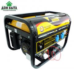 Petrol FORTE FG3500E generator