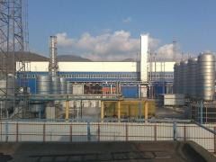Installation for production of oxygen