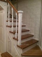 Wooden ladders differen