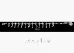 Bracelet on a leg the Code: 3233