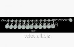 Bracelet silver. Code: 3229