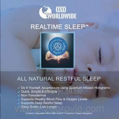 Quantum holograms - Healthy sleep.