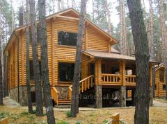 Дом деревянный 0004
