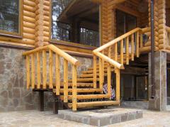 Дом деревянный 0005