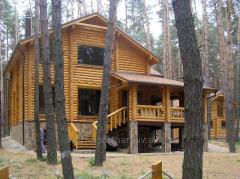 Дом деревянный 0019