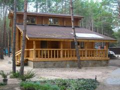 Дом деревянный 0020