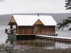 Дом деревянный 0022