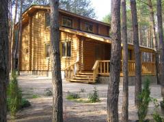 Дом деревянный 0023
