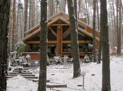Дом деревянный 0024