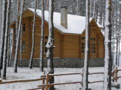 Дом деревянный 0026