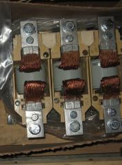 Вакуумные контакторы серии КМ (КМ 17 Р33, КМ 17