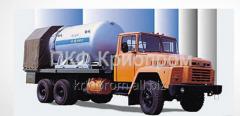 Автомобильные газификационные установки
