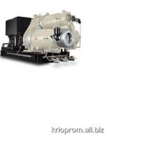 Centrifugal Centac compressors