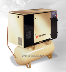 Maslozapolnenny screw SSR, R and UP compressors