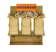 Моторный дроссель OCL-0090-ELSC-E78U ток 90А,