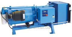 Dry screw Sierra compressors