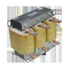 Choke OCL-0200-EISH-E35U 0,027mGn, 200A, 75kW for