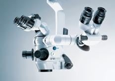 Operative microscope of OPMI Visu® 160