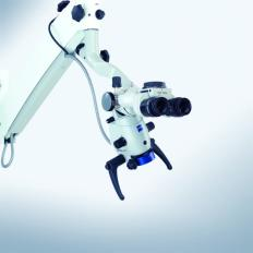 Operative microscope of OPMI pico dent for