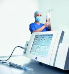 The ophthalmologic Visalis 100 system for cataract