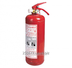 Portable fire extinguisher 2 liters