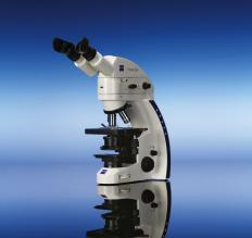 Микроскопы медицинские светодиодные флуоресцентные