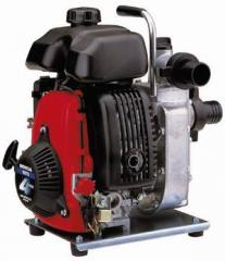 Pumps are garden and garden. The pumps Honda for