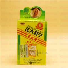 Ear-drops of 10 ml