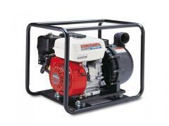 Pumps are sea. Motor-pump of HONDA WMP 20.